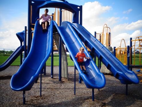 Cliver slide