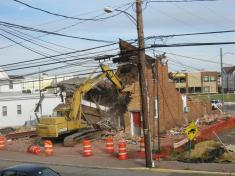 2012 - EMS Building Demo 061