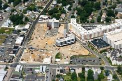 glassboro+redevelopment aerial view