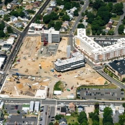 glassboro+redevelopment aerial view